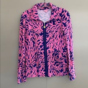 Lilly Pulitzer jacket, size S
